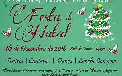 Festa de Natal 2016