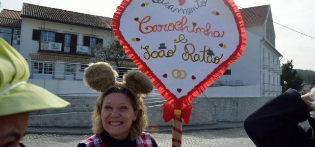 Desfile: O casamento da Carochinha e do João Ratão