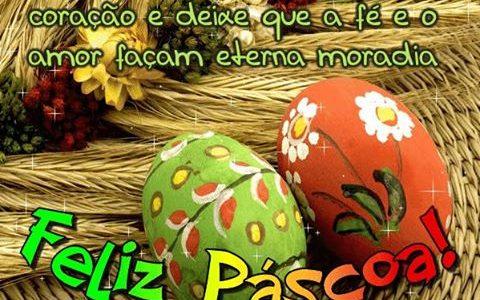 Páscoa Feliz!